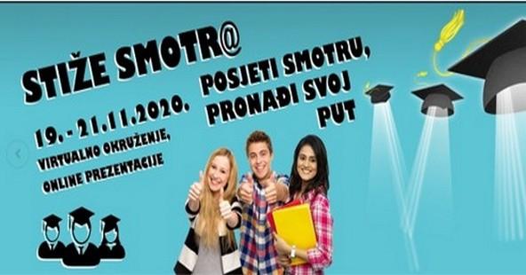 Smotra Sveučilišta u Zagrebu 19.-21.11.2020.